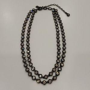 J. Crew Double Layer Necklace